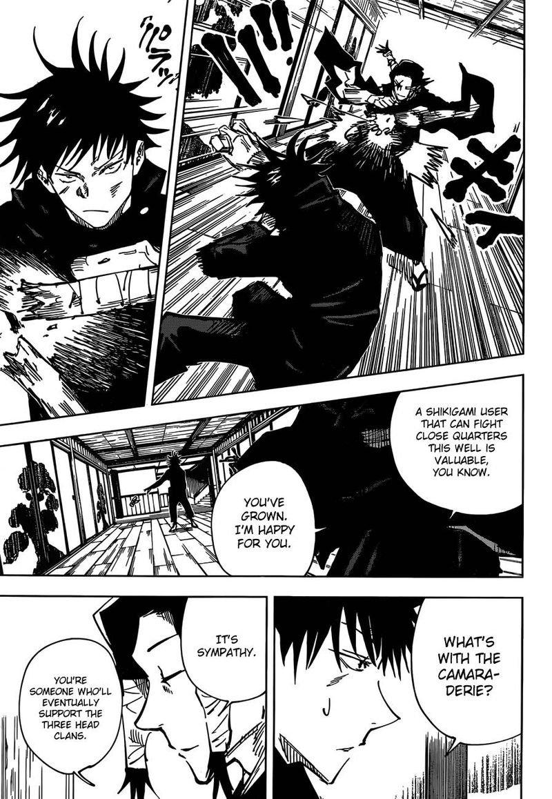Jujutsu Kaisen, Chapter 44 image 003