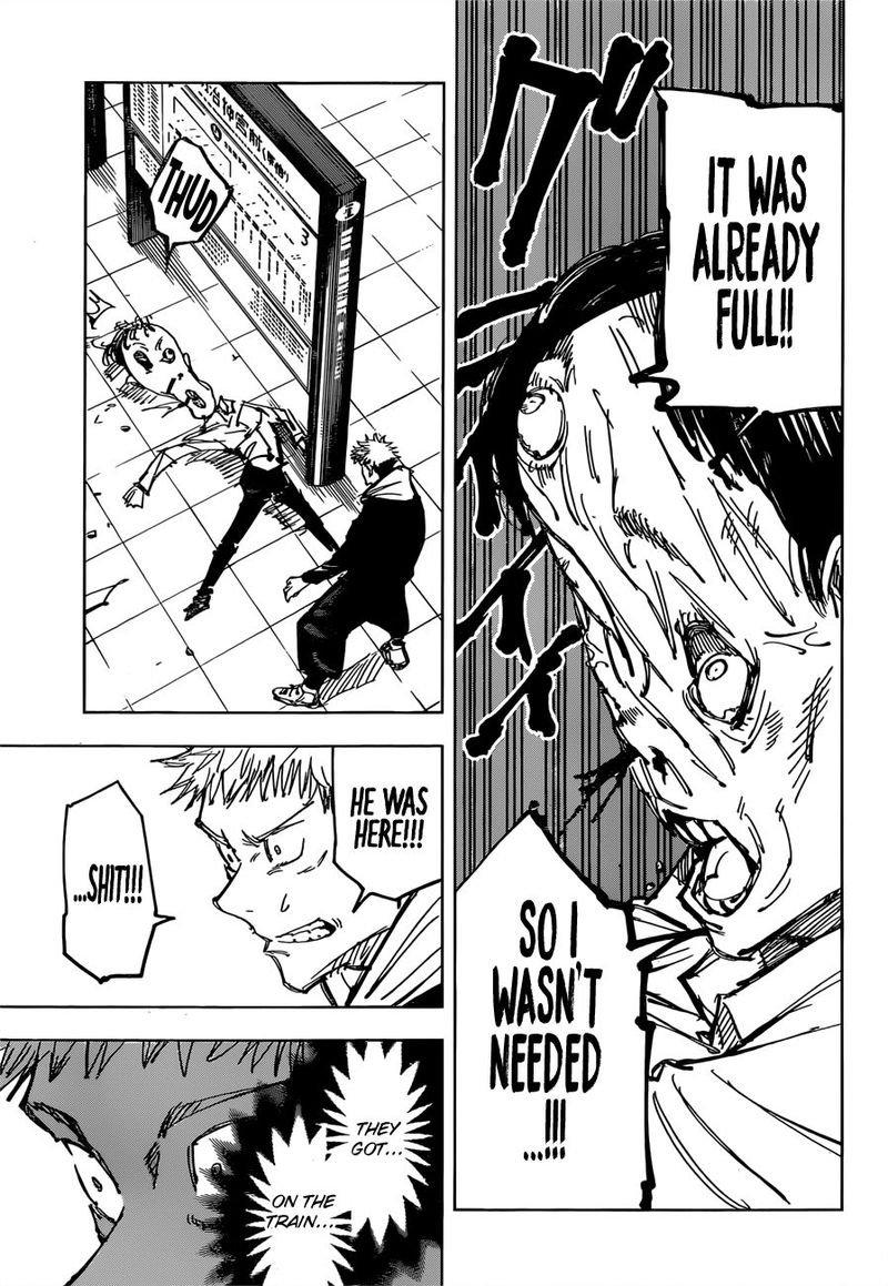 Jujutsu Kaisen, Chapter 88 image 011