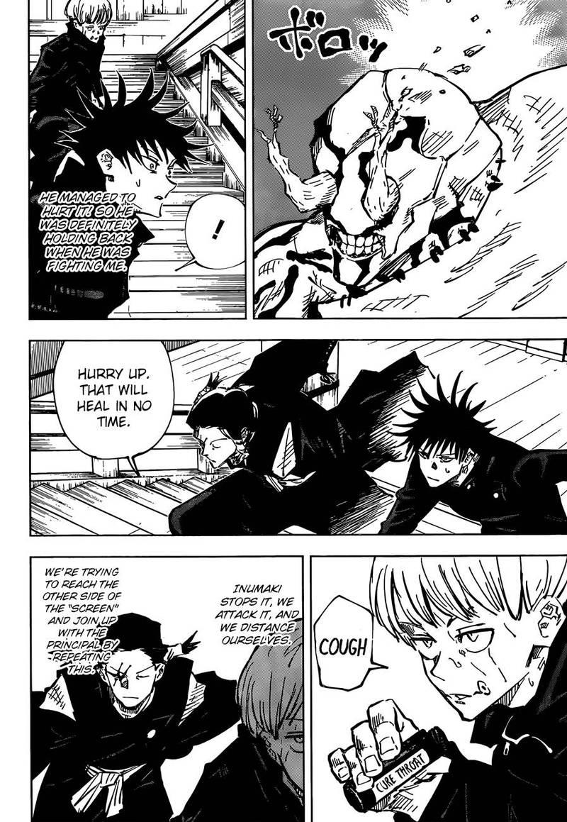 Jujutsu Kaisen, Chapter 46 image 008