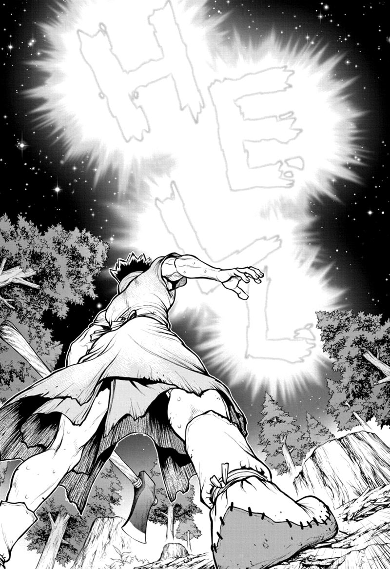 Dr. Stone, Chapter 172 image 008