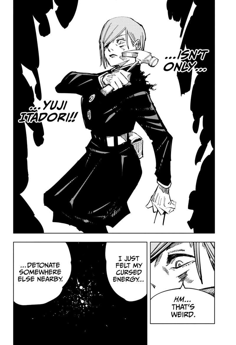 Jujutsu Kaisen, Chapter 123 image 020