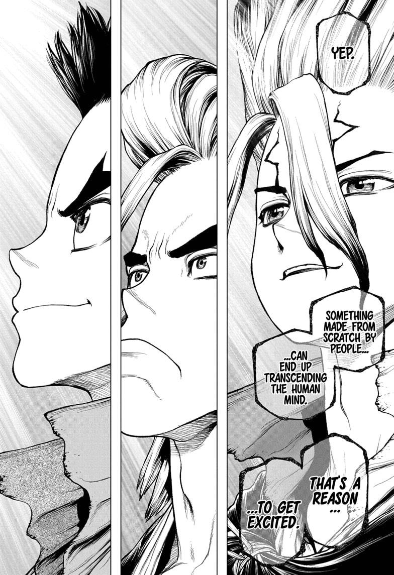 Dr. Stone, Chapter 208 image 16