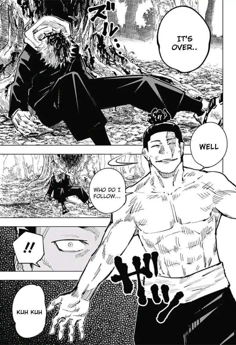 Jujutsu Kaisen, Chapter 34 image 015