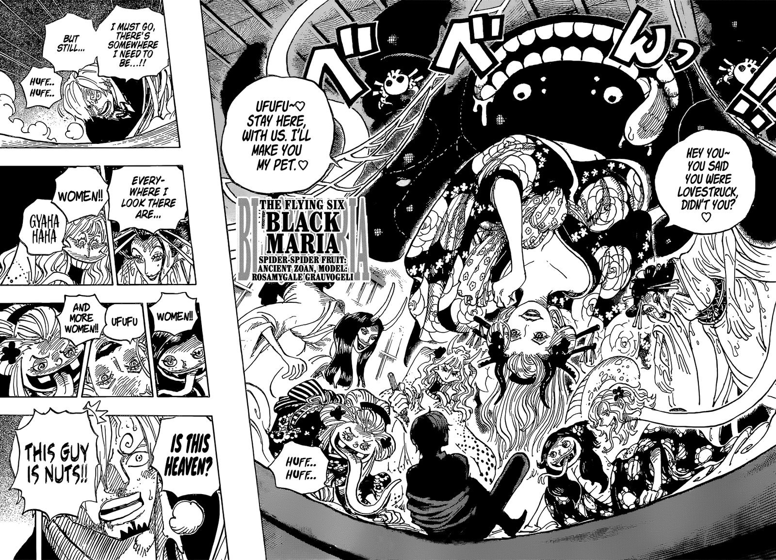 one piece manga 998 - img 009