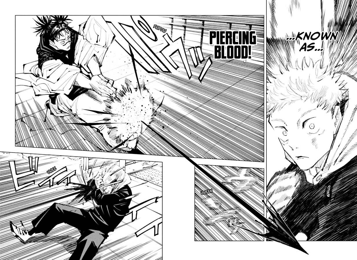 Jujutsu Kaisen, Chapter 101 image 013