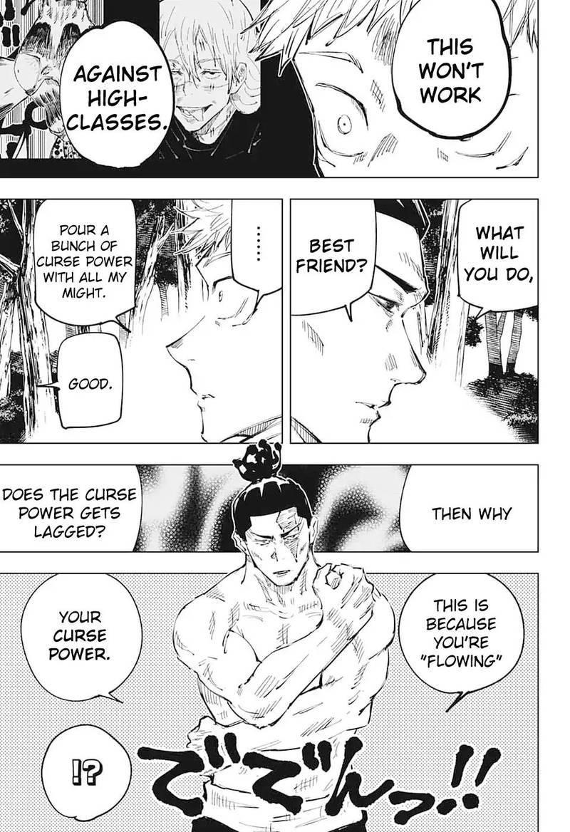 Jujutsu Kaisen, Chapter 37 image 009
