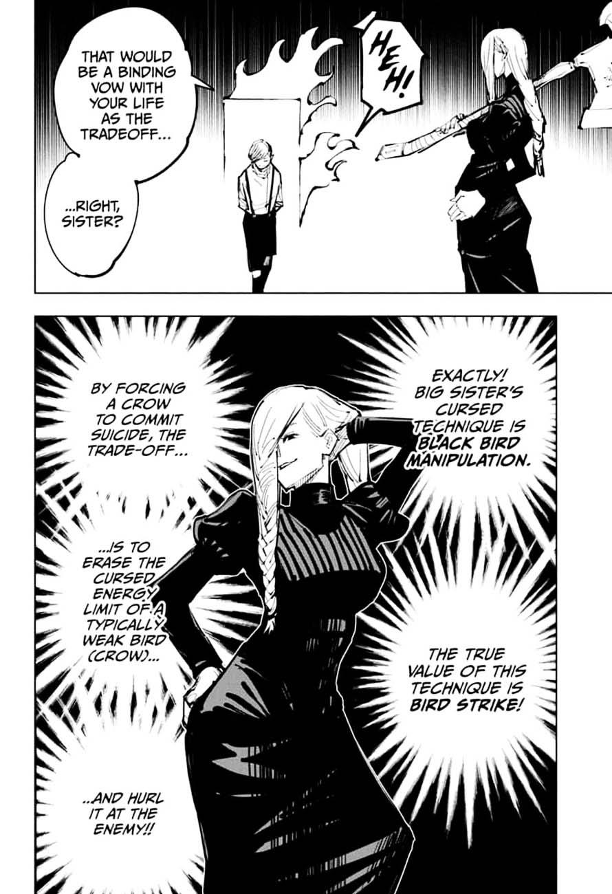 Jujutsu Kaisen, Chapter 102 image 018