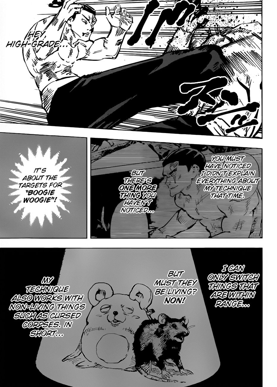 Jujutsu Kaisen, Chapter 51 image 010