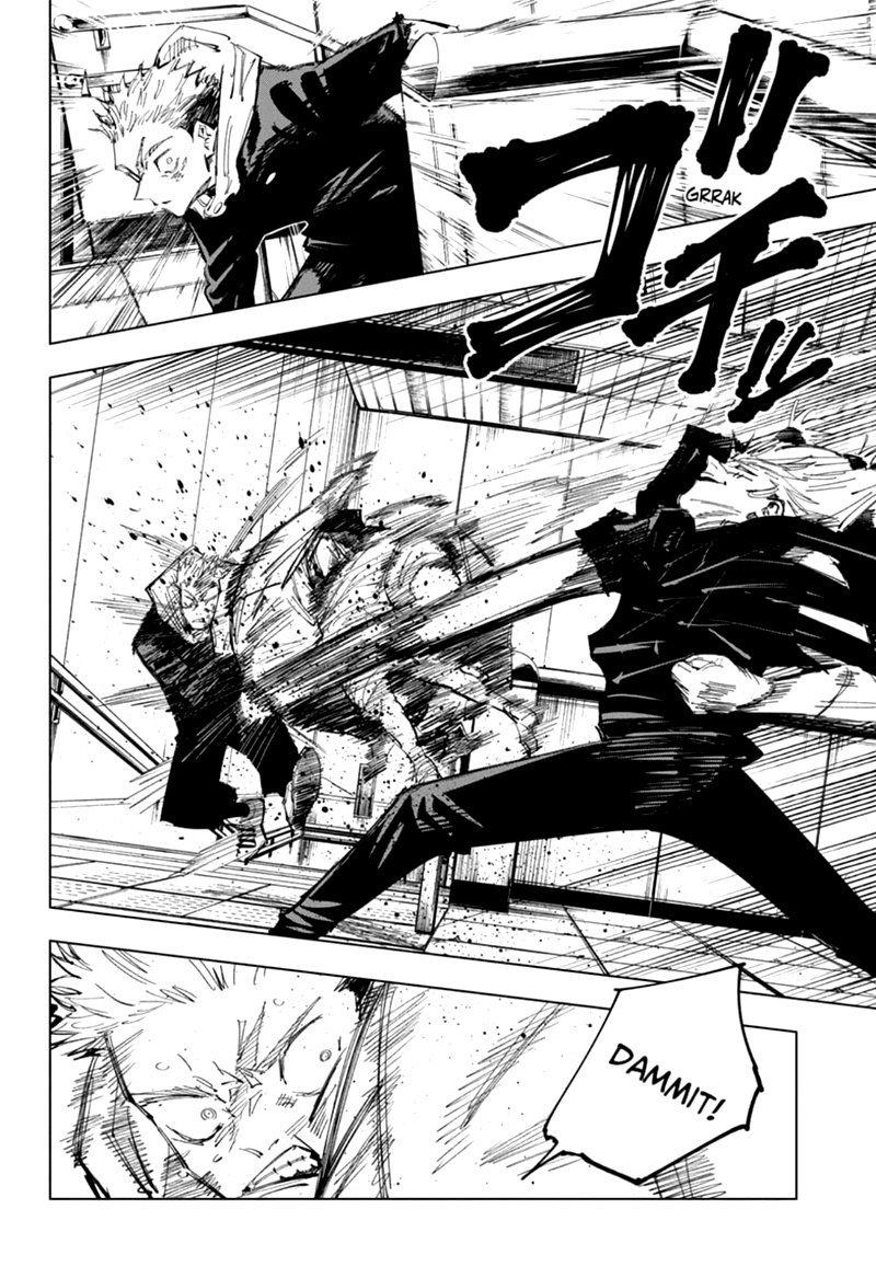 Jujutsu Kaisen, Chapter 123 image 004