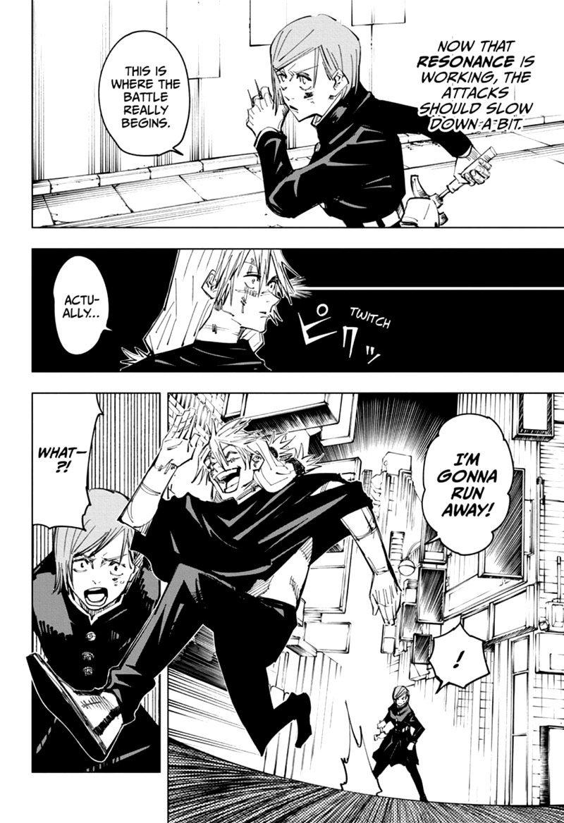 Jujutsu Kaisen, Chapter 124 image 006