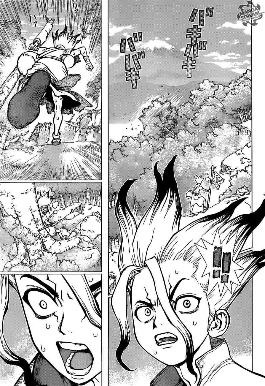 Dr. Stone : Chapter 16 - Kohaku image 010
