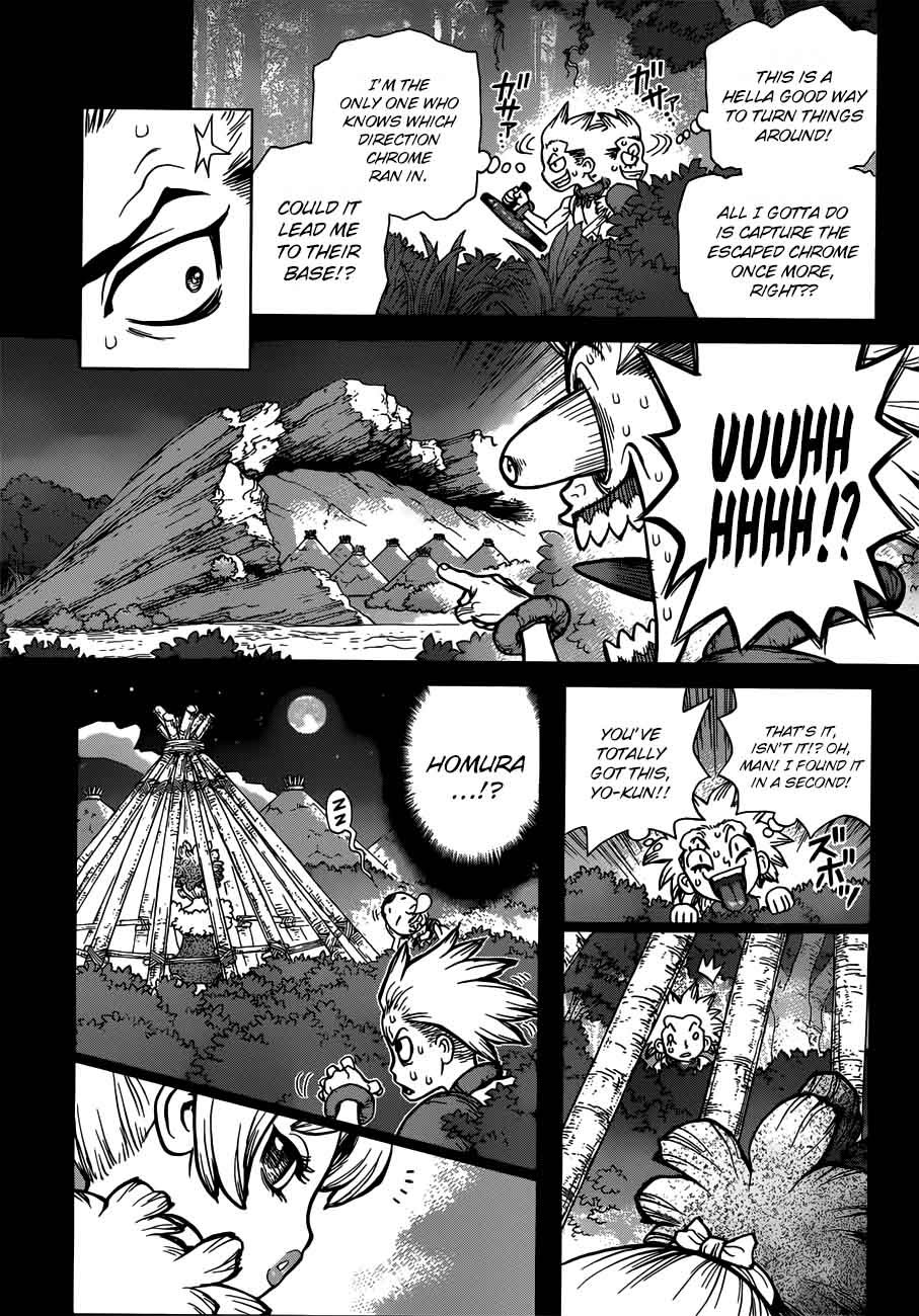 Dr. Stone : Chapter 79 - Forever, For This One Moment image 010