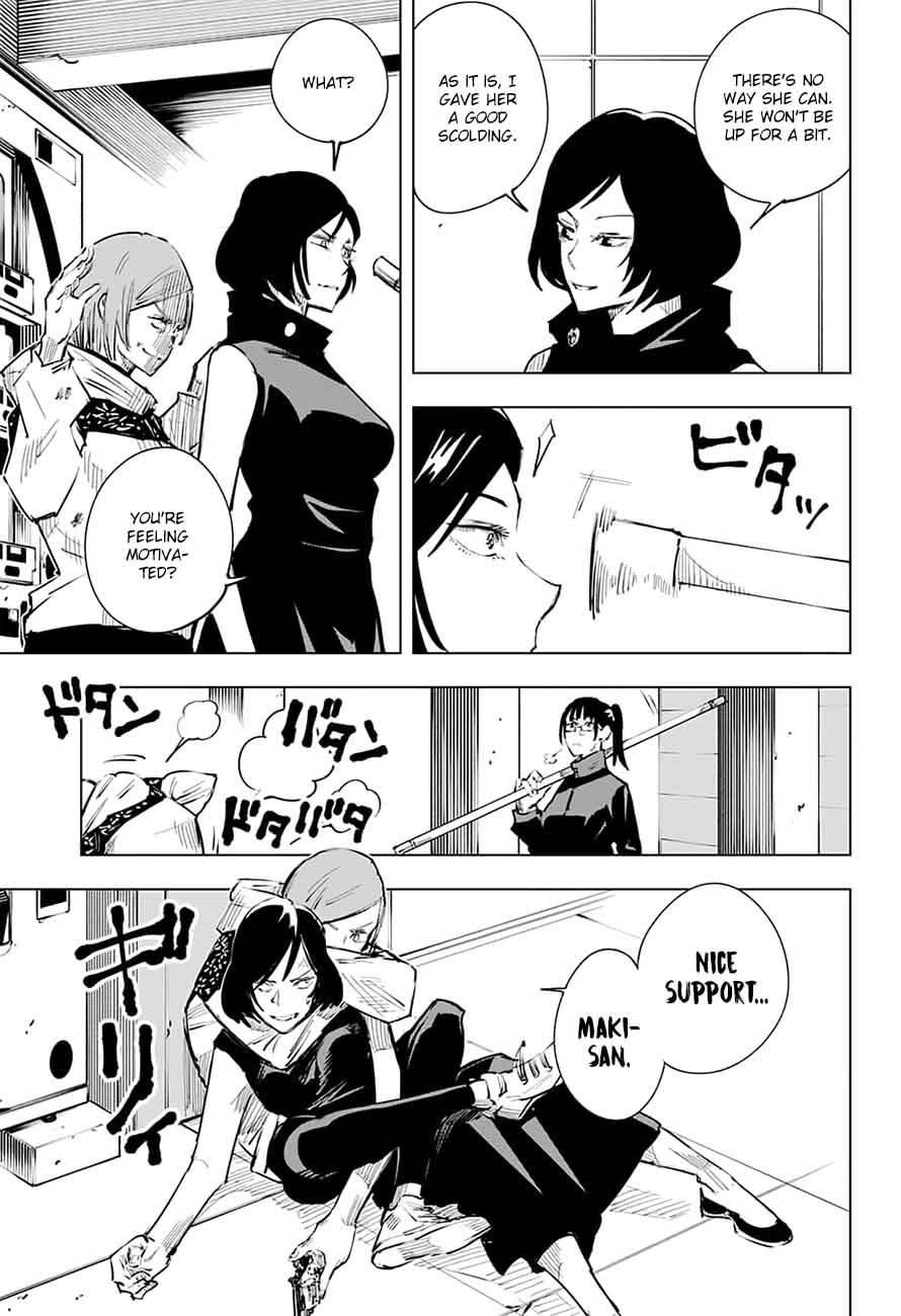 Jujutsu Kaisen, Chapter 18 image 003