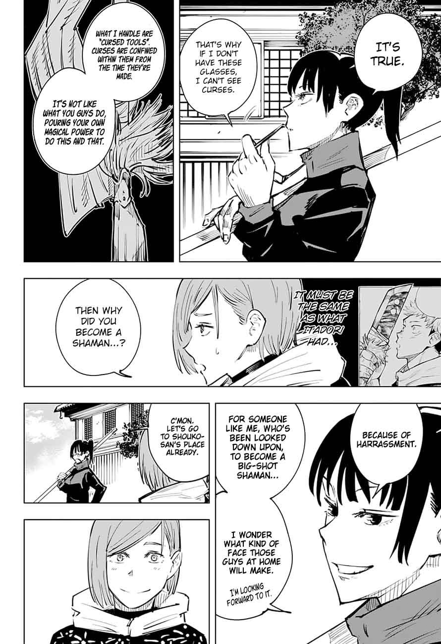 Jujutsu Kaisen, Chapter 18 image 008