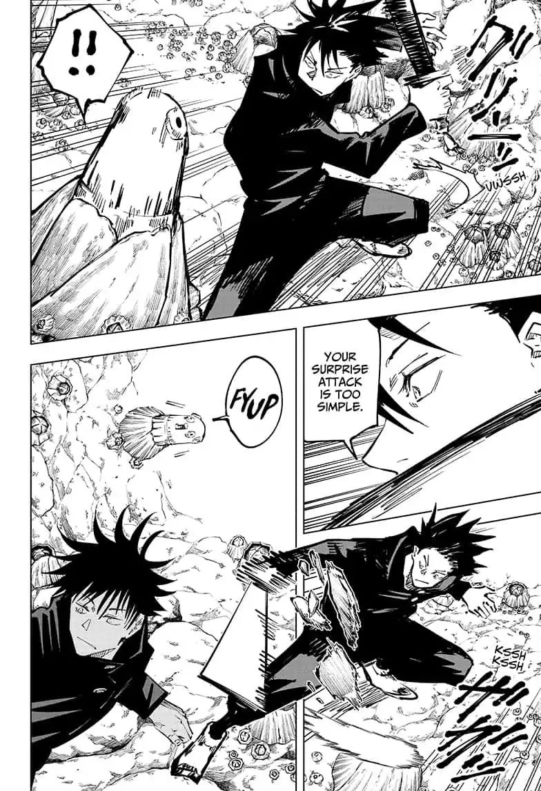 Jujutsu Kaisen, Chapter 57 image 014