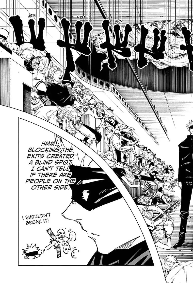 Jujutsu Kaisen, Chapter 84 image 005