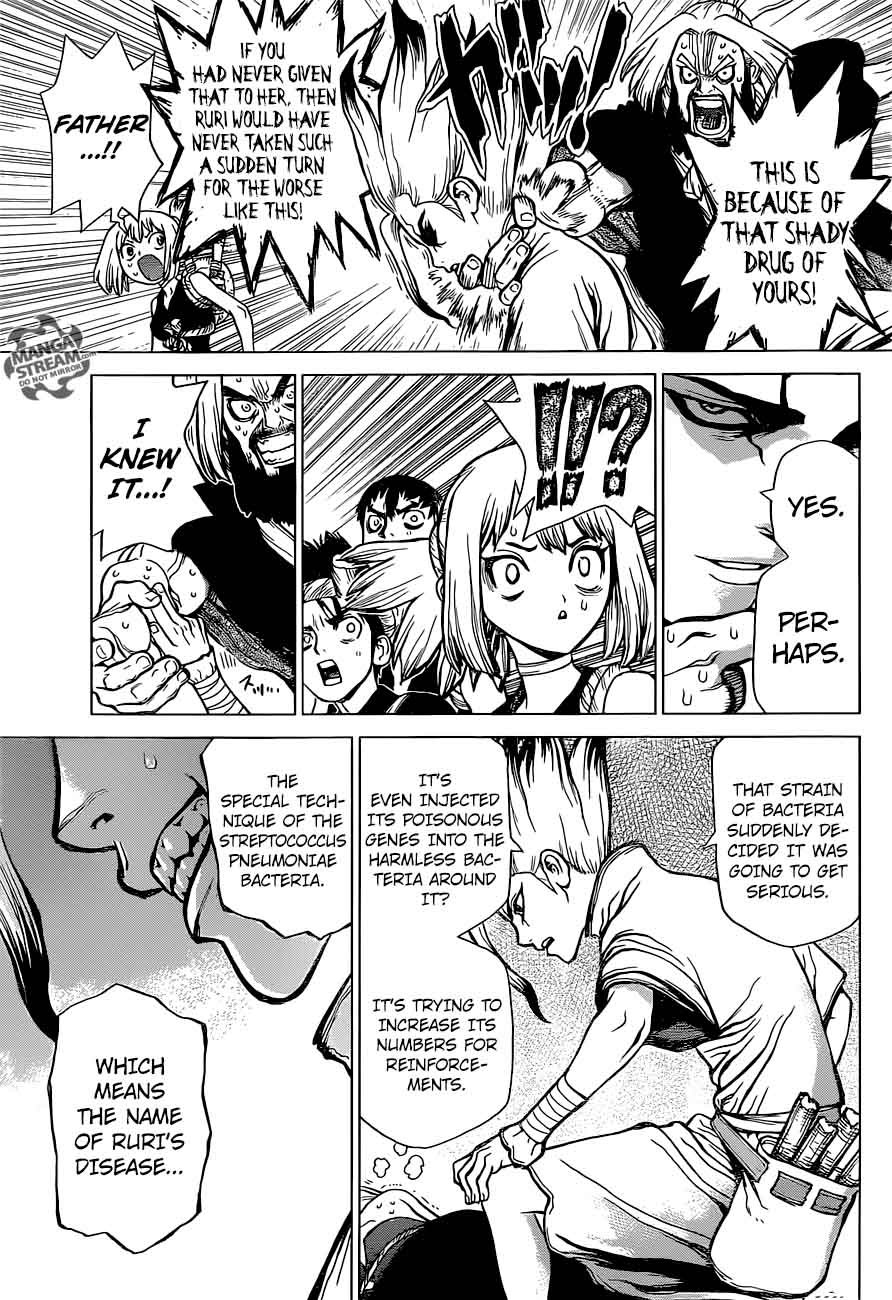 Dr. Stone : Chapter 41 - Doctor Stone image 009