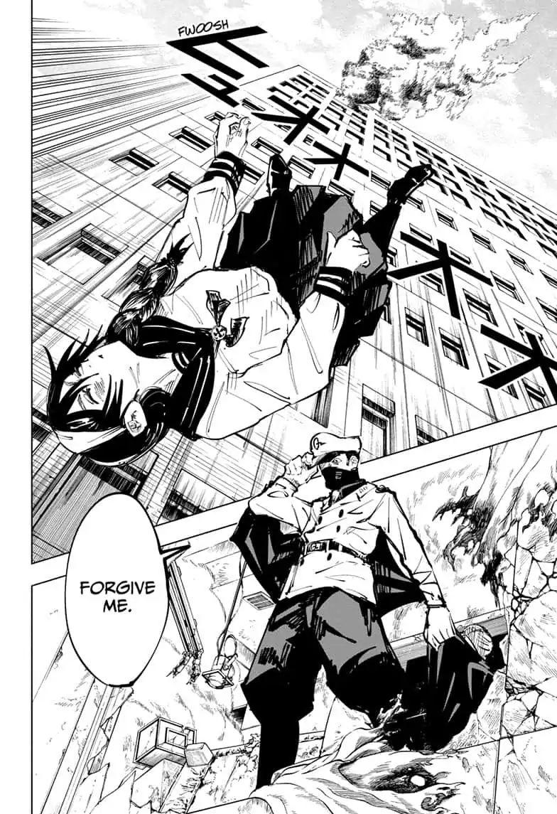 Jujutsu Kaisen, Chapter 66 image 012