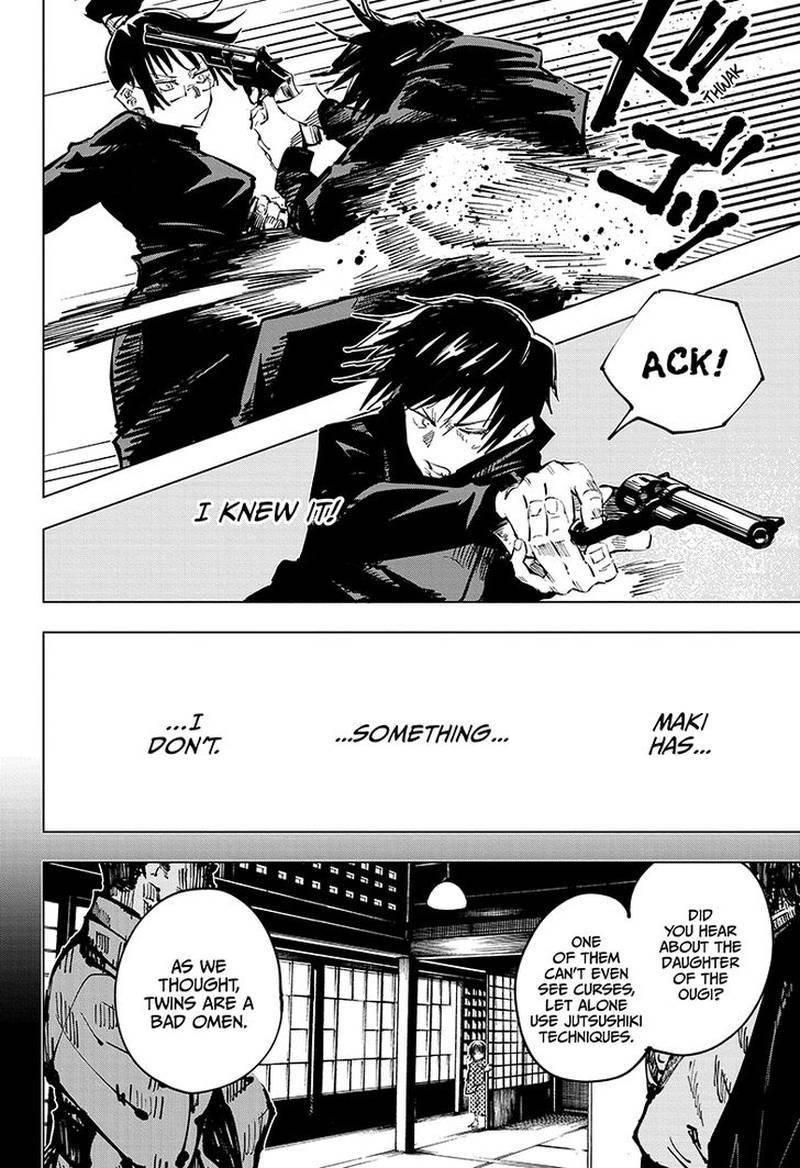 Jujutsu Kaisen, Chapter 42 image 006