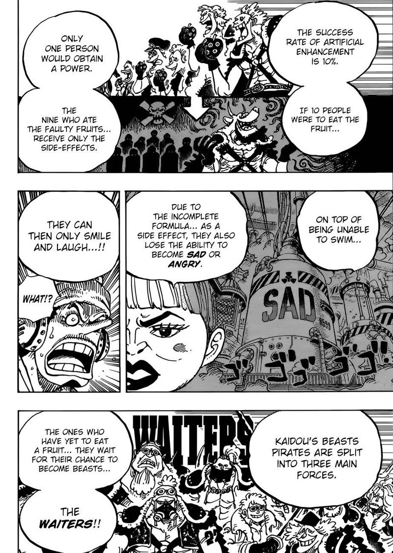 One Piece, Chapter 943 image 010