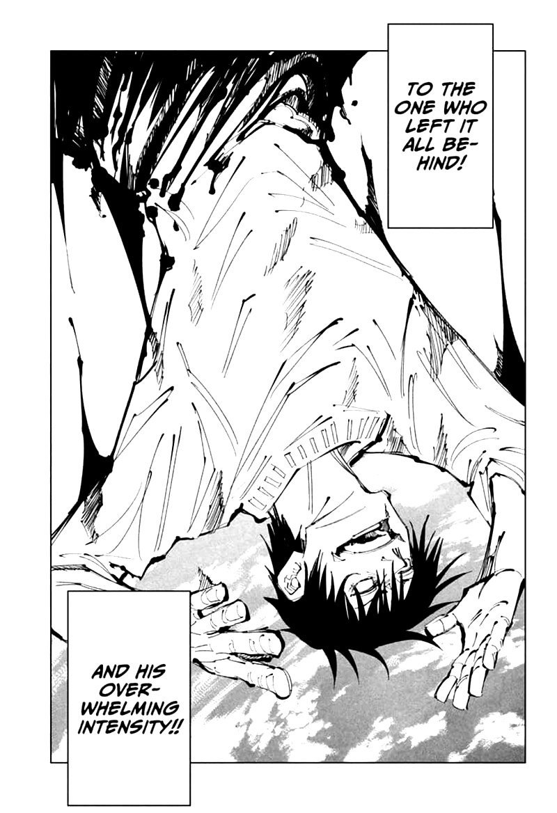 Jujutsu Kaisen, Chapter 109 image 019