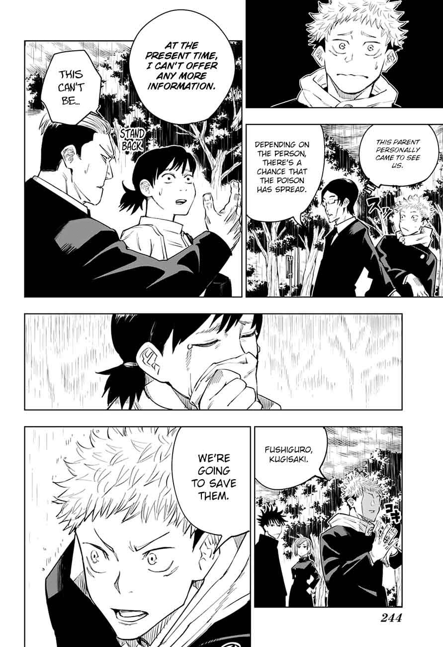 Jujutsu Kaisen, Chapter 6 image 004