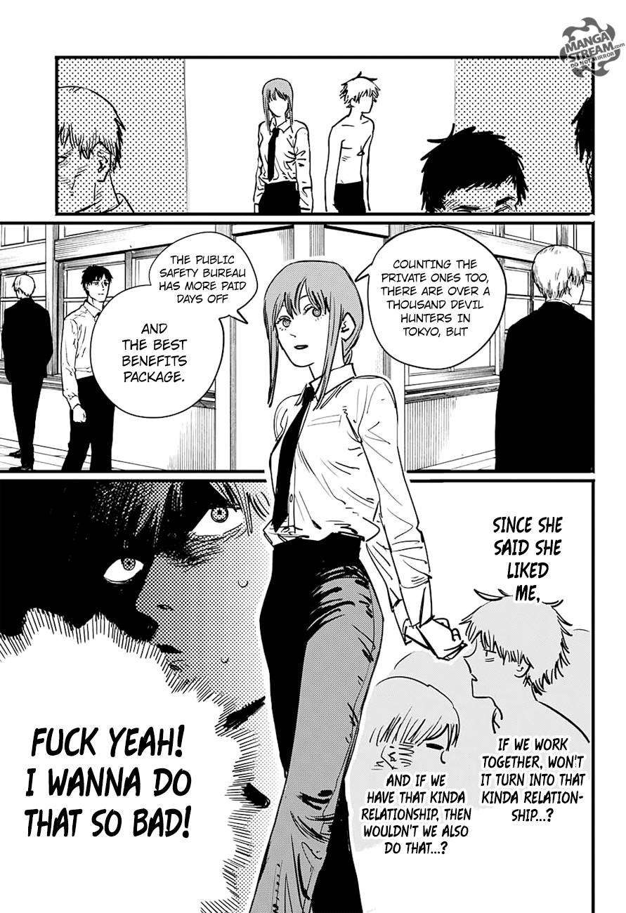 Chainsaw Man, Chapter 3 image 003