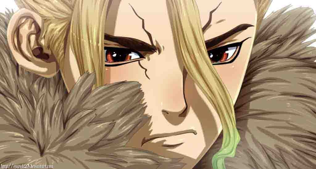 Dr. Stone : Chapter 6 - Taiju vs Tsukasa image 017