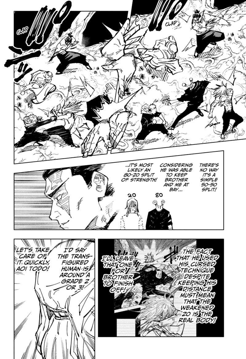 Jujutsu Kaisen, Chapter 129 image 006