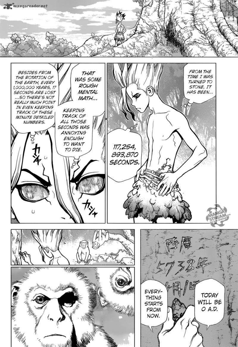 Dr. Stone : Chapter 13 image 007