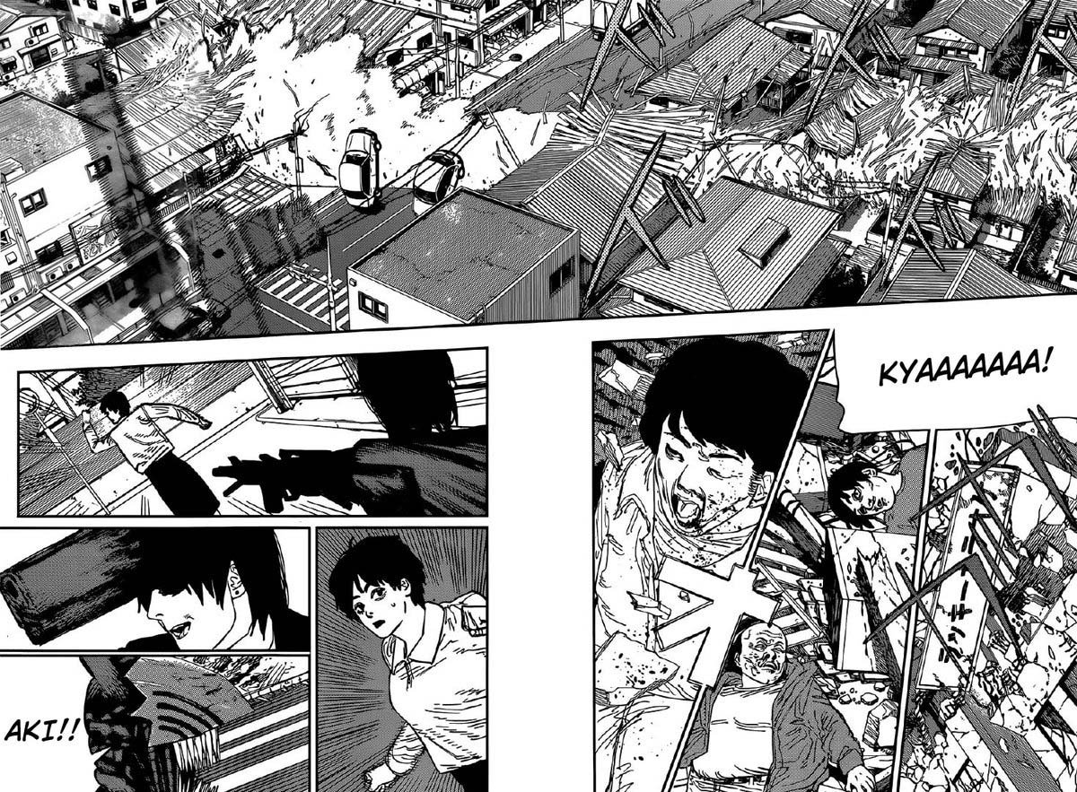 Chainsaw Man, Chapter 78 - Snowball Fight image 007