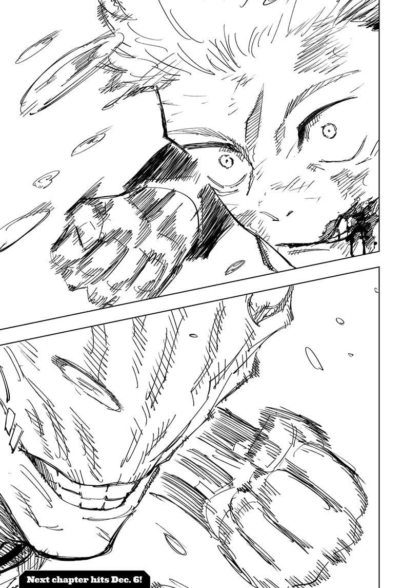 Jujutsu Kaisen, Chapter 131 image 019