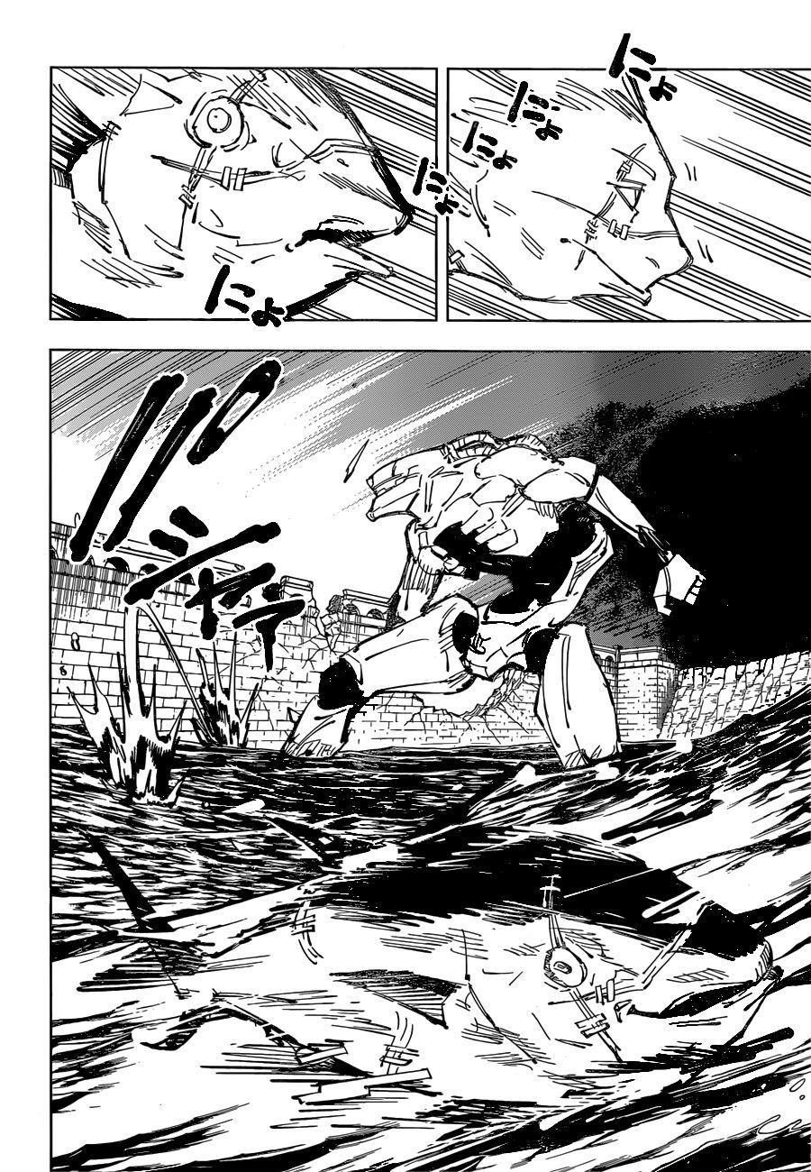 Jujutsu Kaisen, Chapter 80 image 015