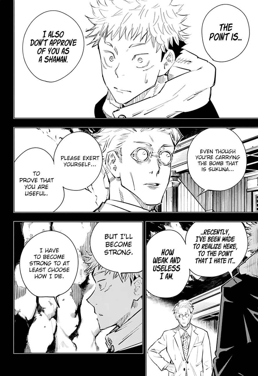 Jujutsu Kaisen, Chapter 19 image 014