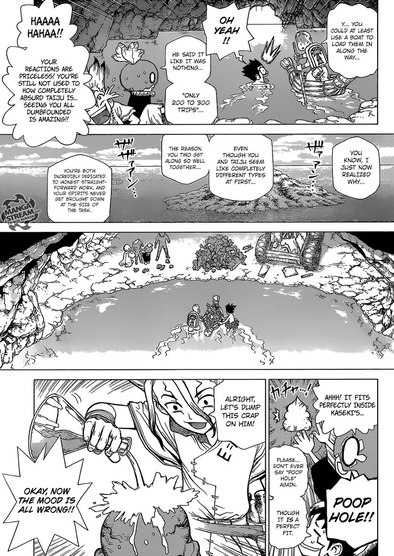 Dr. Stone : Chapter 119 - Science Soldiers image 005