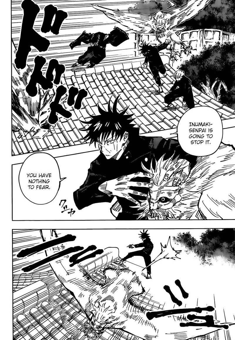 Jujutsu Kaisen, Chapter 46 image 010