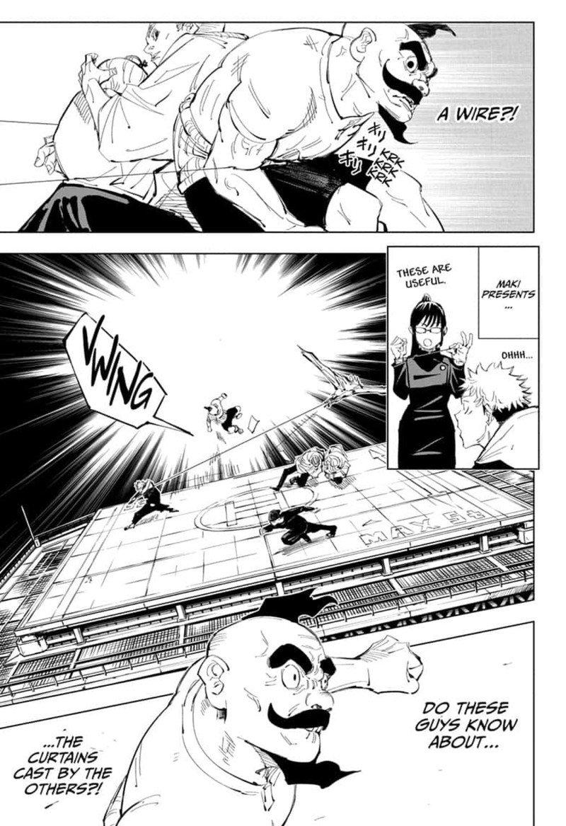Jujutsu Kaisen, Chapter 94 image 009