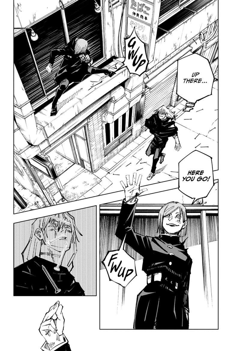 Jujutsu Kaisen, Chapter 123 image 012