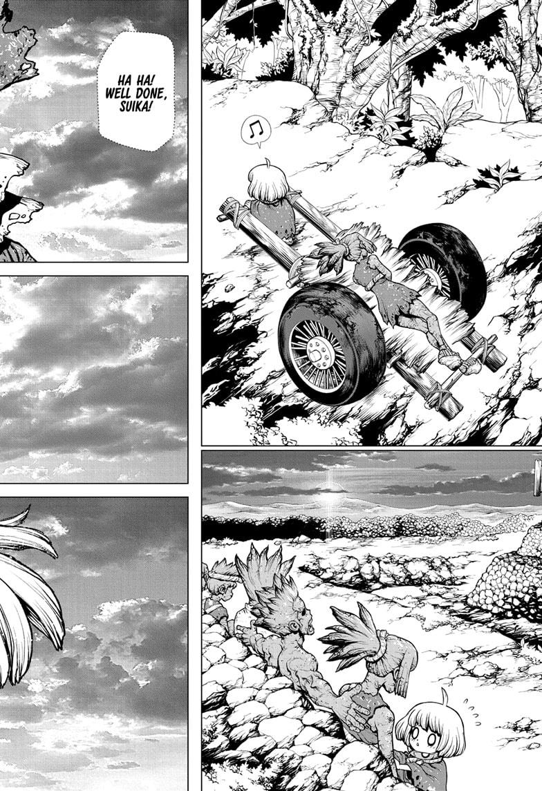 Dr. Stone, Chapter 195 image 006