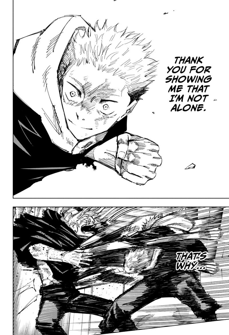 Jujutsu Kaisen, Chapter 124 image 004