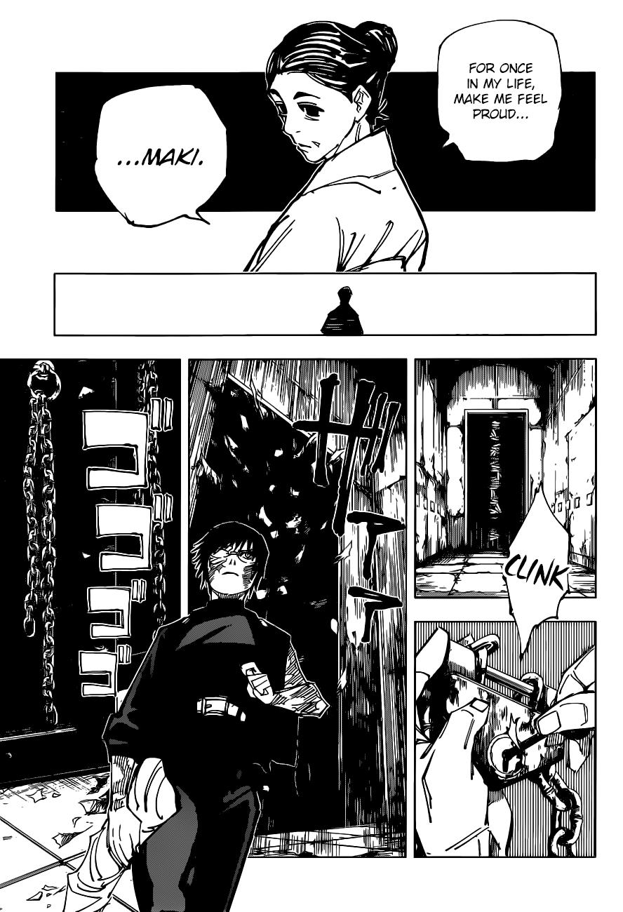 Jujutsu Kaisen, Chapter 148 image 007