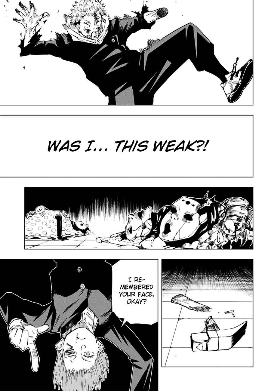 Jujutsu Kaisen, Chapter 7 image 012