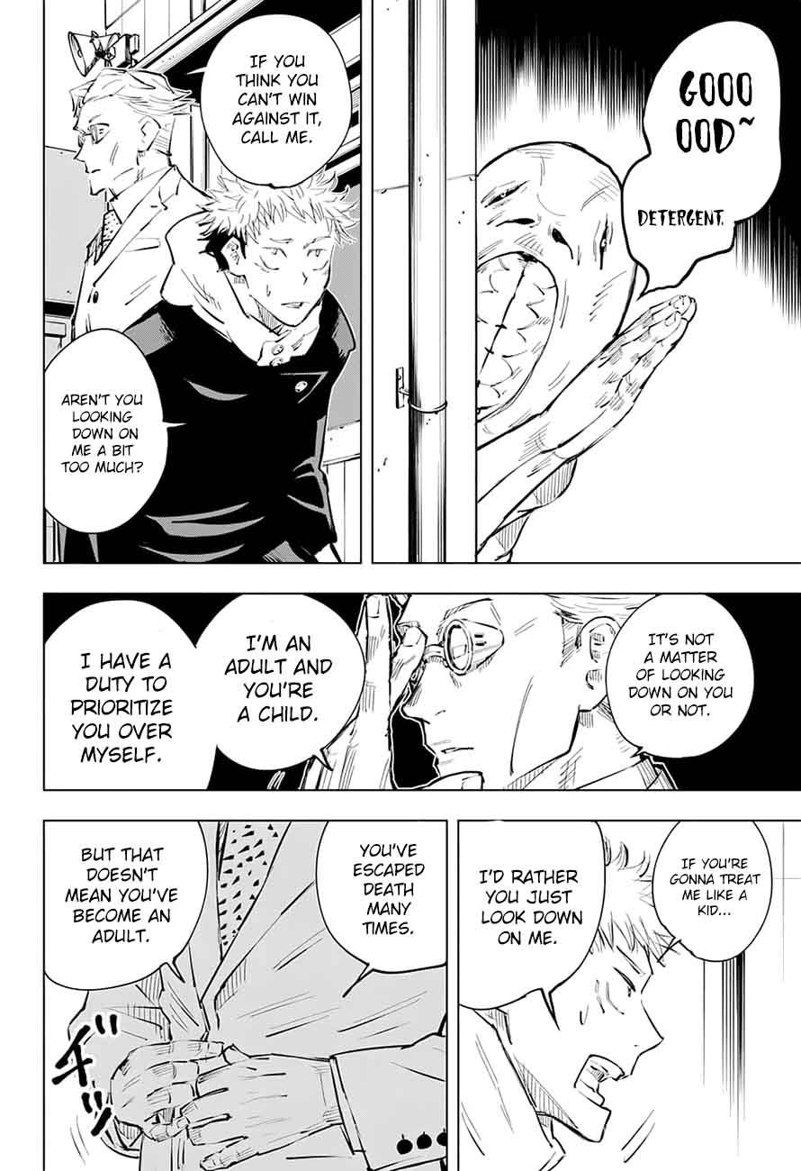 Jujutsu Kaisen, Chapter 19 image 018