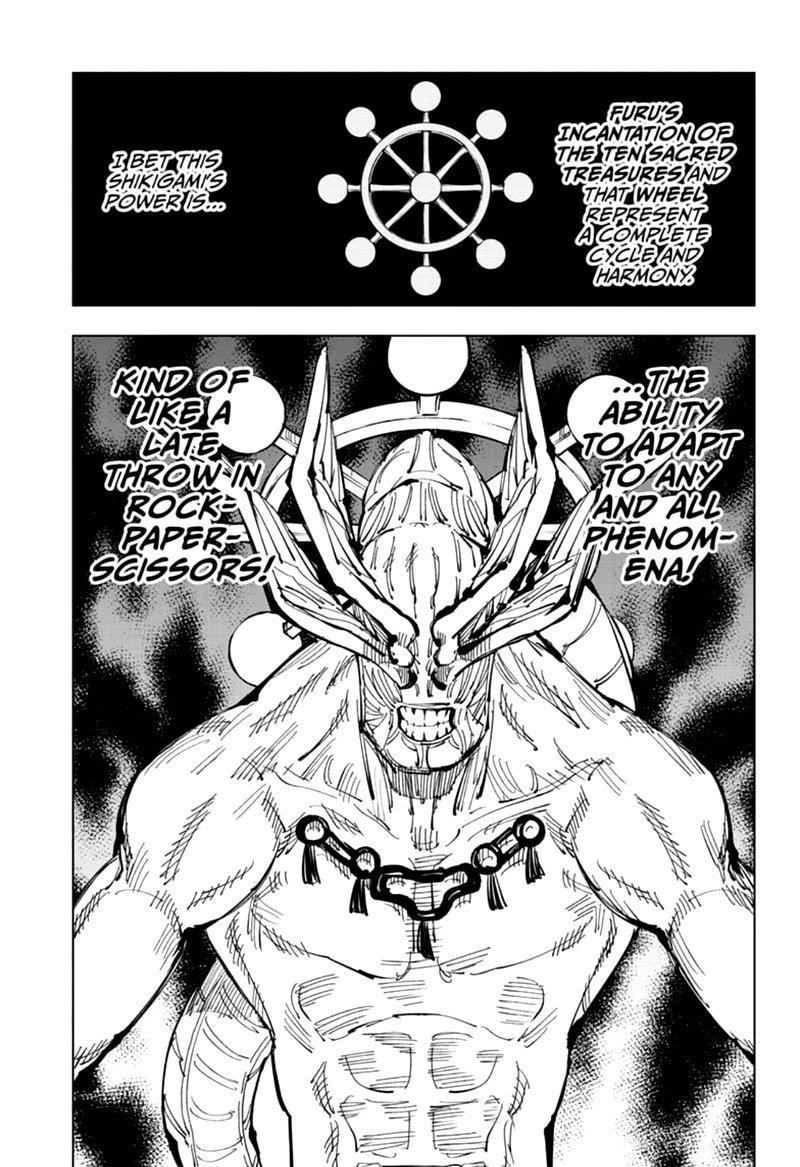 Jujutsu Kaisen, Chapter 118 image 015