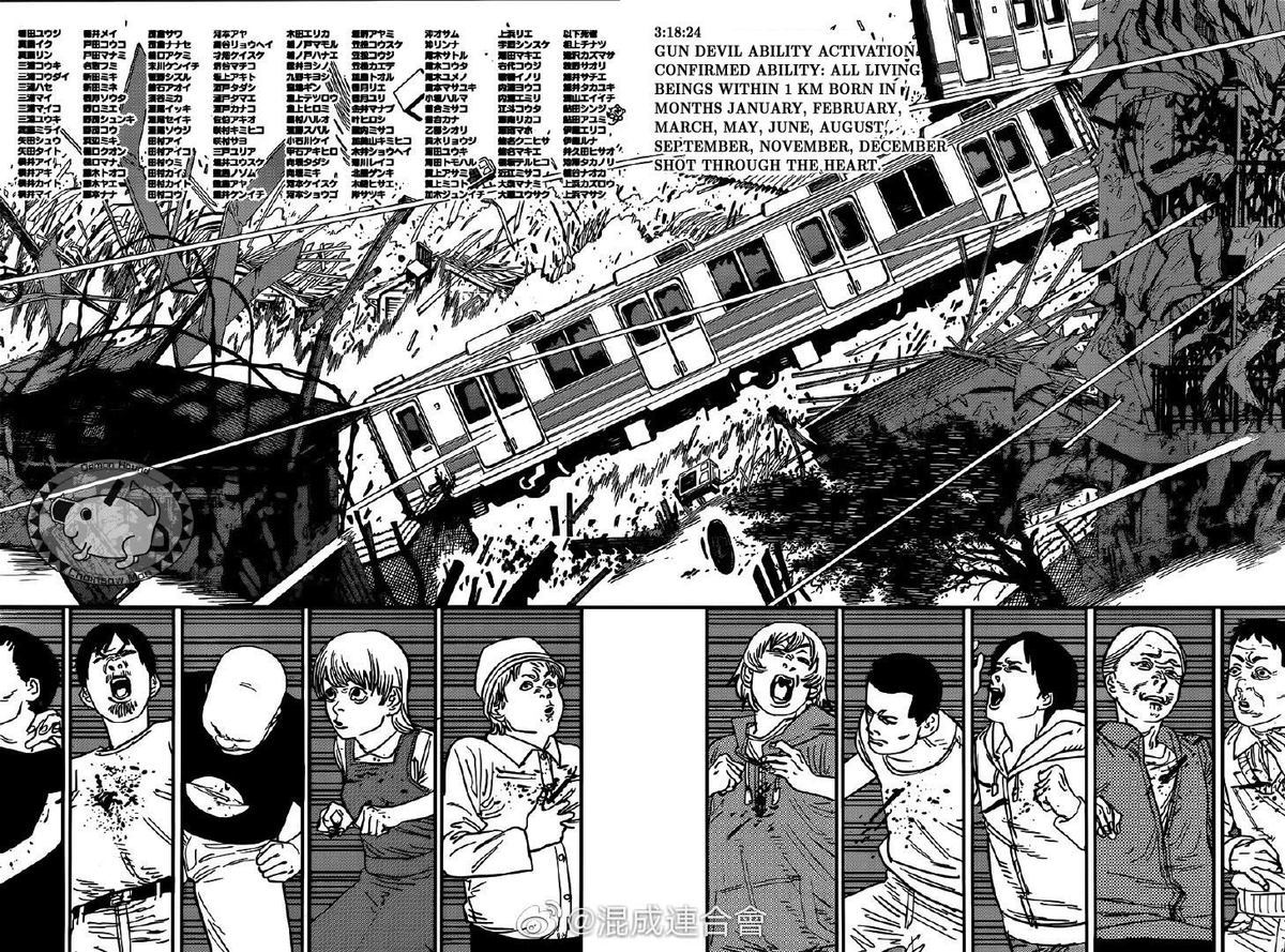 Chainsaw Man, Chapter 76 - Do not open image 005