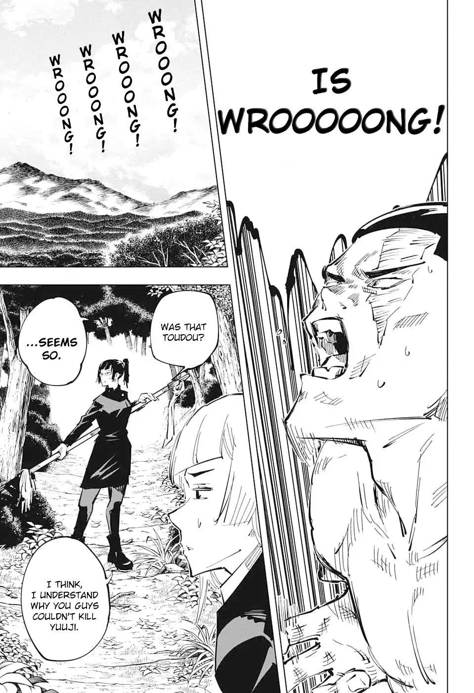 Jujutsu Kaisen, Chapter 36 image 015
