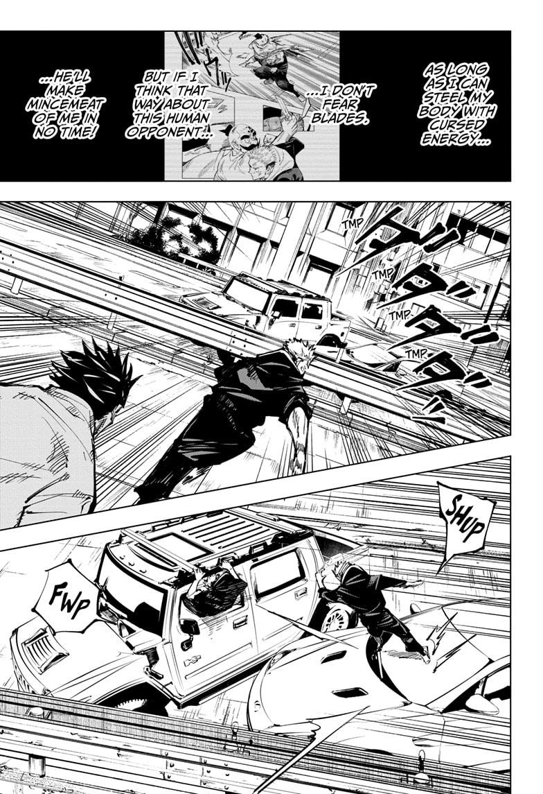 Jujutsu Kaisen, Chapter 141 image 003