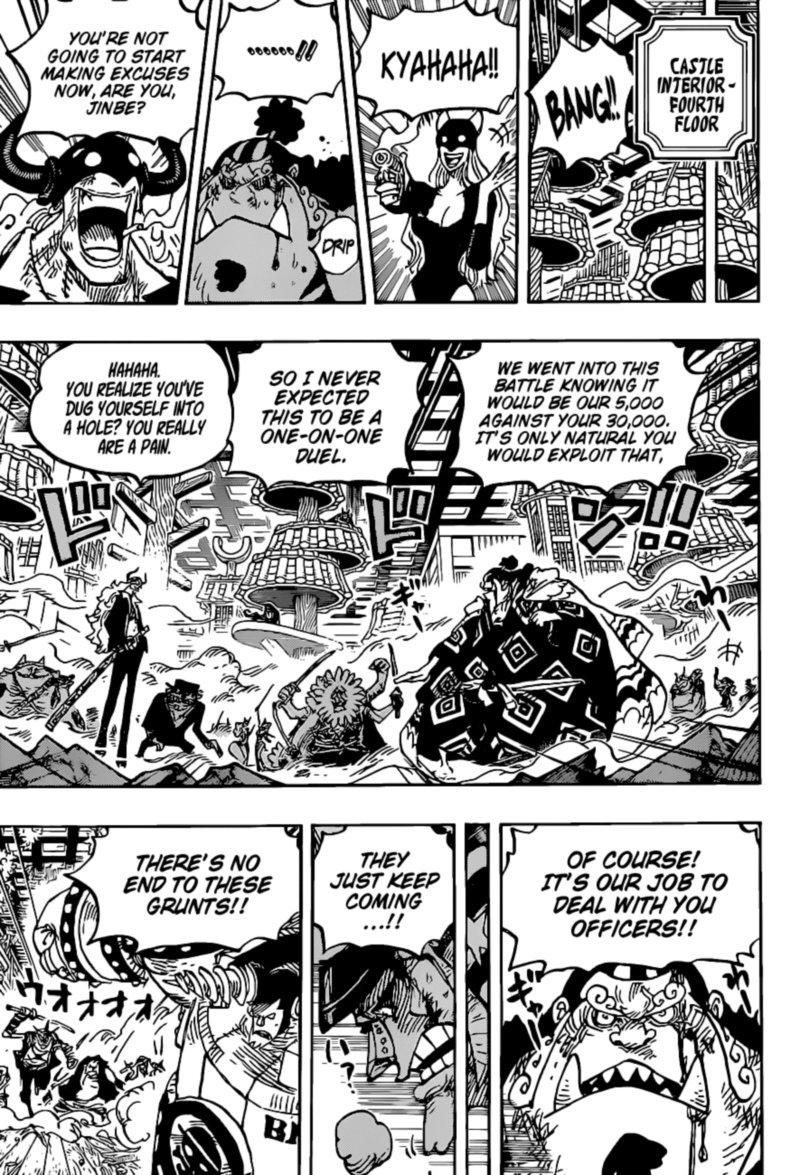 One Piece, Chapter 1017 image one_piece_1017_3