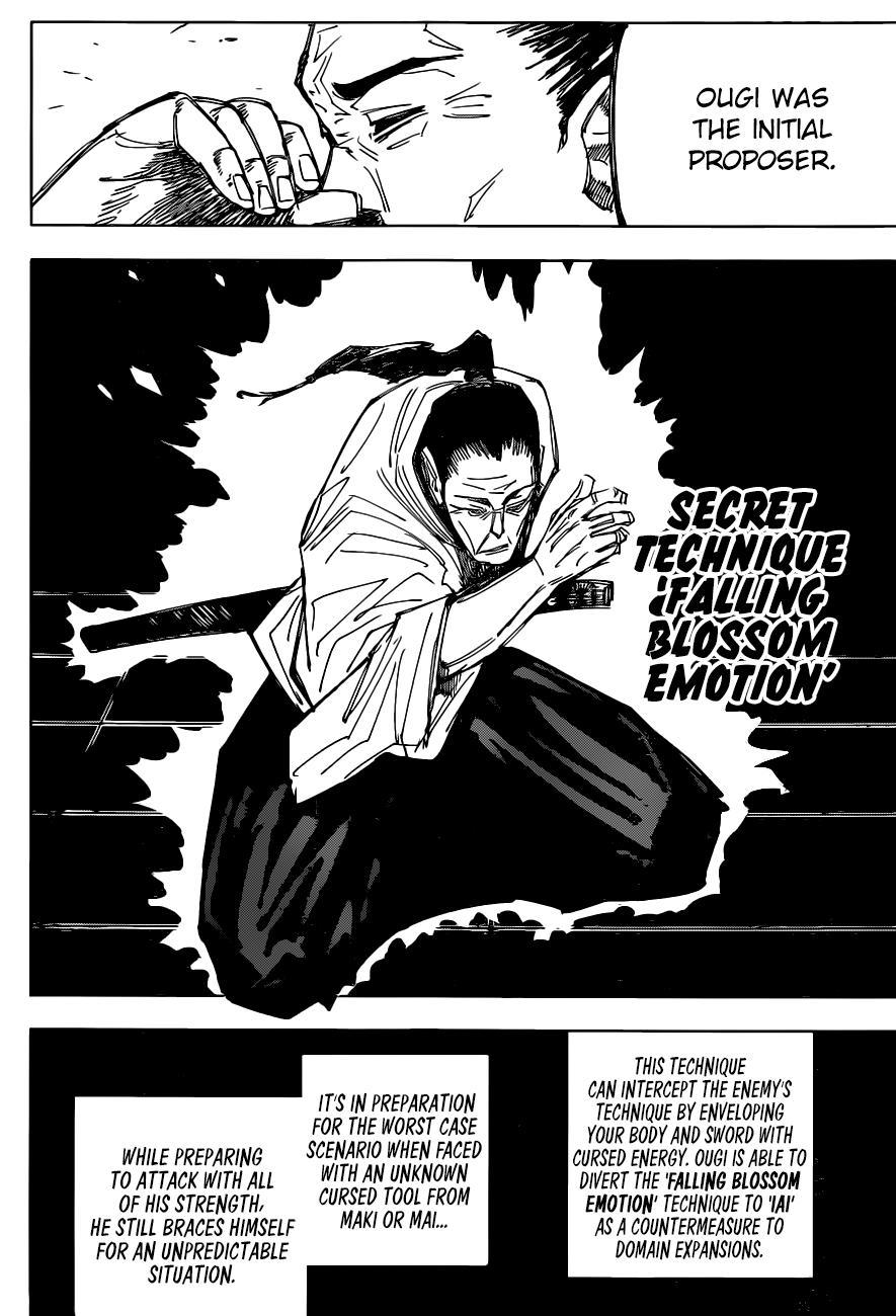 Jujutsu Kaisen, Chapter 148 image 012