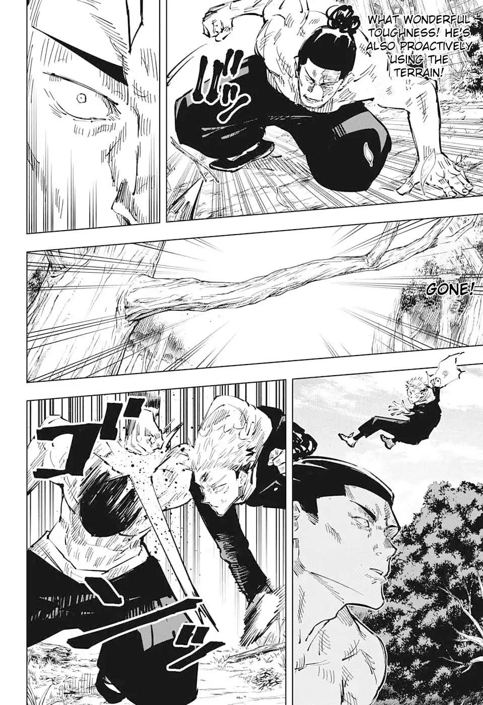 Jujutsu Kaisen, Chapter 36 image 012